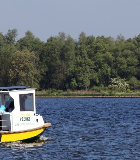 Risico is te groot: coronacrisis houdt veerpontjes Biesbosch en Mark uit de vaart
