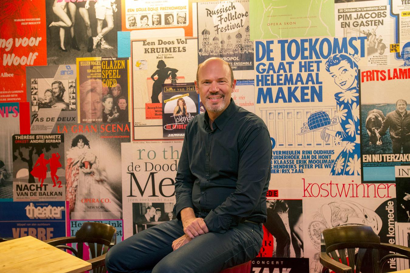 Coen Bais, directeur van De Lievekamp.