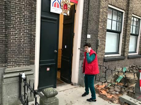 Sinterklaashuis Dordrecht gesaboteerd