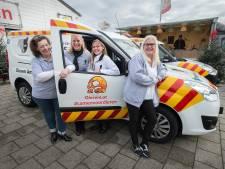 Dierenvoedselbank krijgt ambulance