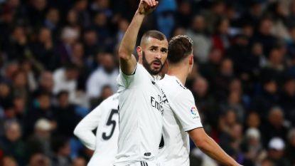 Met dank aan Courtois: Real Madrid spoelt CL-nederlaag door met krappe zege tegen Rayo Vallecano