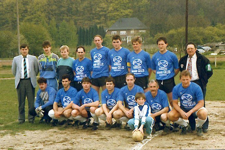 Het laatste grote wapenfeit van de Klup: de titel in 1989.