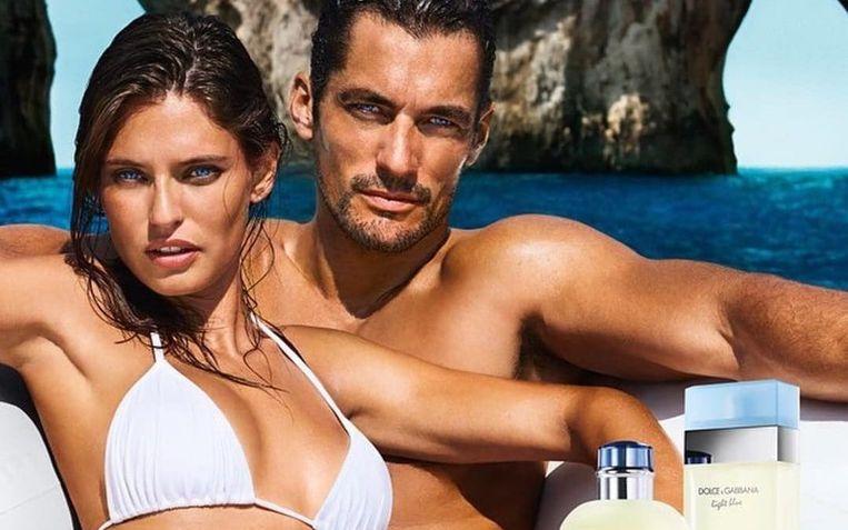De Zweedse Vrouwenlobby uitte onder andere haar ongenoegen over deze affiche voor Dolce & Gabbana.