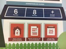 Corporaties bieden huurders Eindhoven, Best en Veldhoven zonnepanelen aan