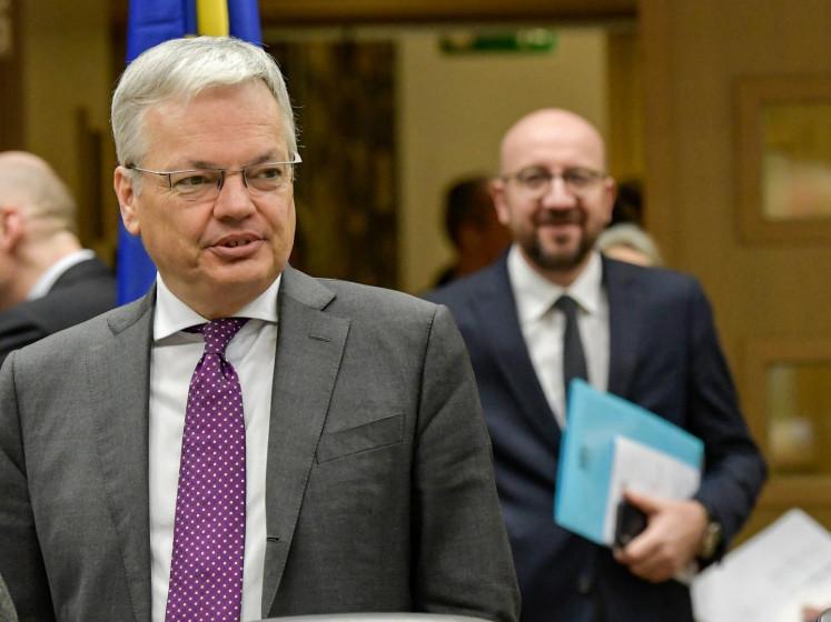 La Belgique nomme Didier Reynders au poste de commissaire européen