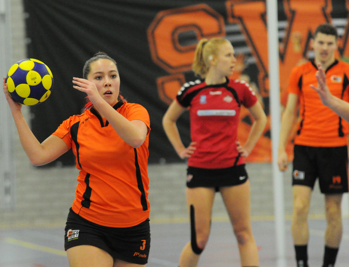 ldm26/01/2019 - Middelburg - korfbal Swift - KVS