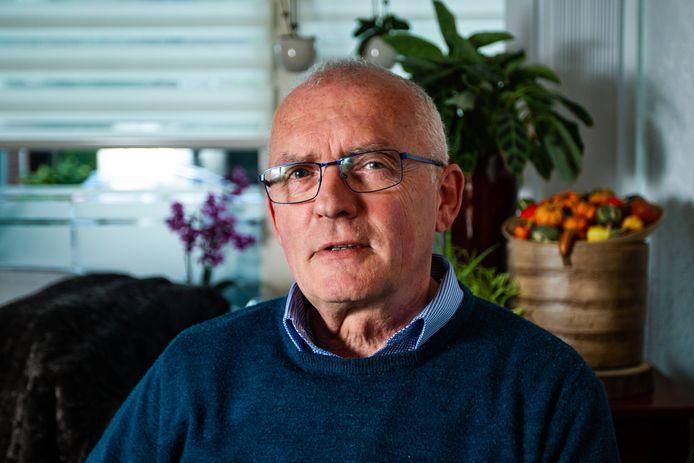 Een foto van Freddy Kolkman uit het archief, een plaat uit 2018.