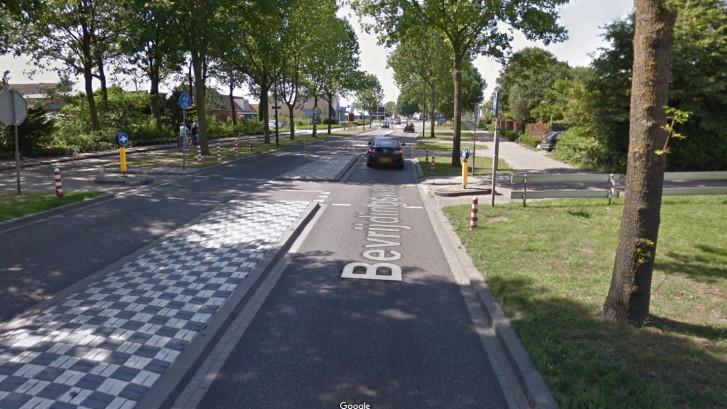 Gevaarlijke oversteek Bevrijdingsweg in Kaatsheuvel gaat weg