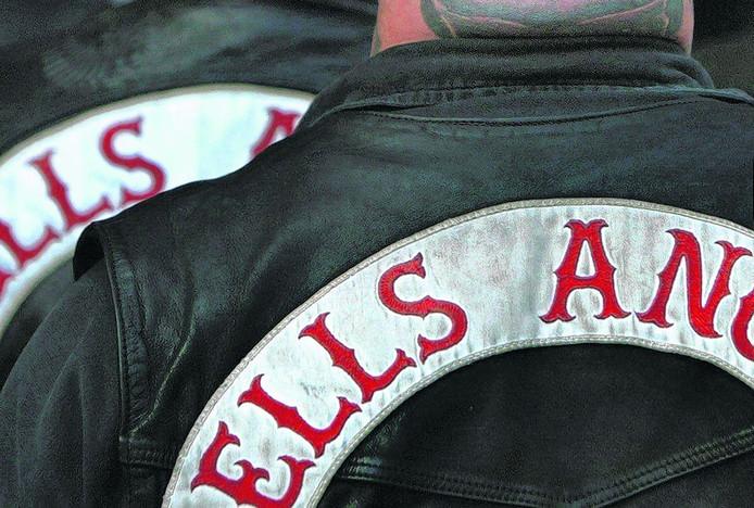 Hells Angels.
