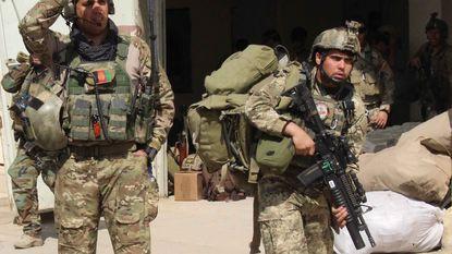 Afghaans leger zet aanval in op taliban in Kunduz
