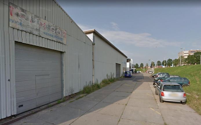 Parkeren op Linge II Zuid is voor wie er niet werkt sinds deze week verboden.