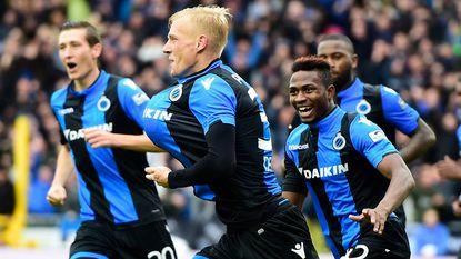 Weinig voetbal, wel drie punten: Decarli verlost blauw-zwart met eerste treffer