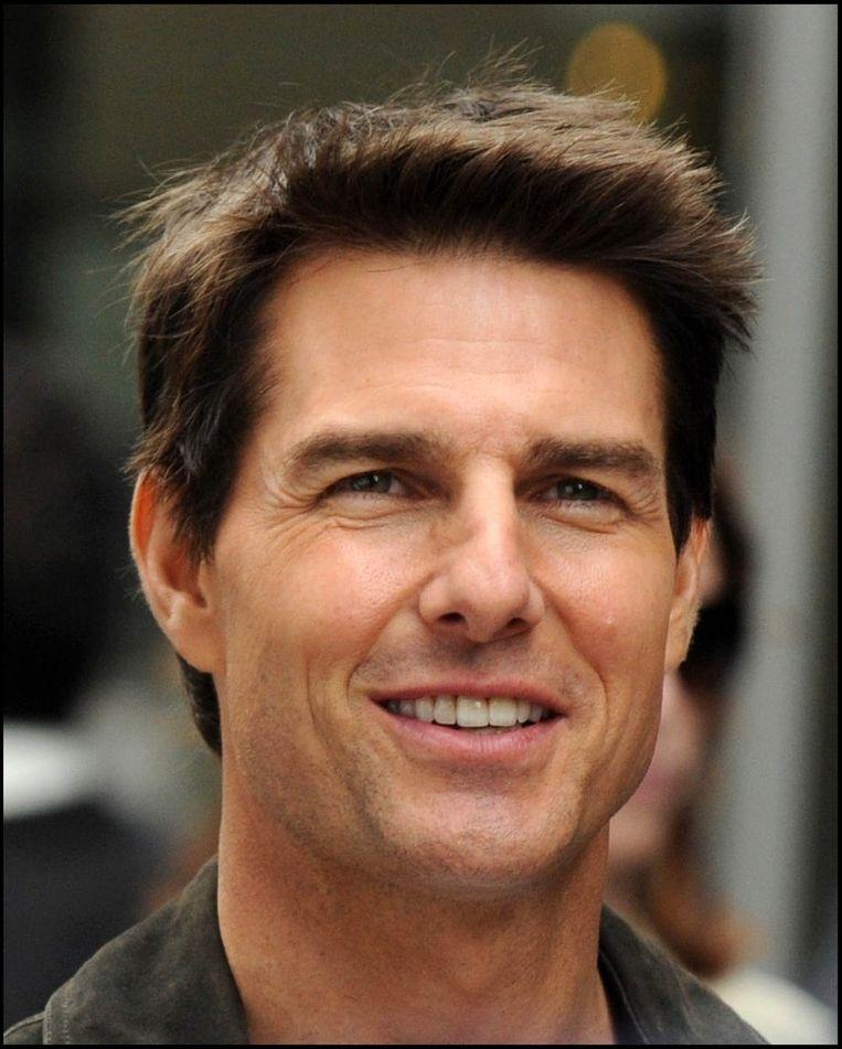 Botox Is Zó 2011. Tom Cruise Doet Het Met Vogelpoep