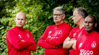 Ajax zet trainer Keizer en assistenten Bergkamp en Spijkerman op non-actief