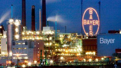 Bayer voert winst stevig op