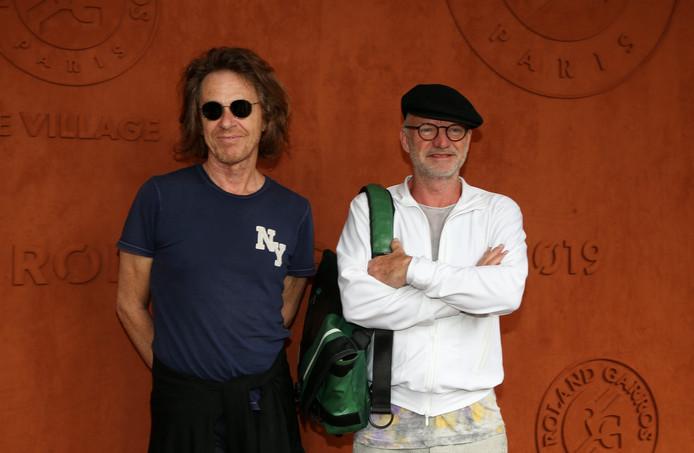Dominic Miller et Sting