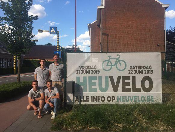 De organisatie van Heuvelo is trots op het programma.