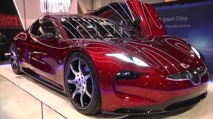 """""""640 kilometer per laadbeurt"""": dit is de luxueuze concurrent voor Tesla met vleugeldeuren"""