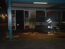 Brand bij kapsalon in Nijmeegse wijk Malvert
