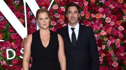 Amy Schumer plant elke week vrijpartij met echtgenoot in