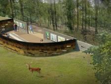 Natuurliefhebbers moeten geduld hebben: bouw nieuw wildkijkscherm Hoog Buurlo loopt vertraging op