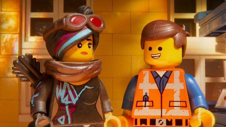The Lego Movie 2: The Second Part Beeld .