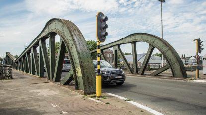 Meulestedebrug twee weekends dicht wegens inspectie