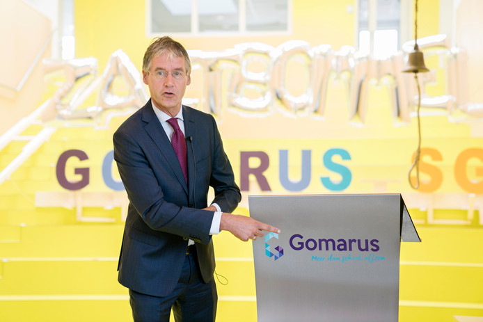 Minister Arie Slob opent Gomarus Zaltbommel.