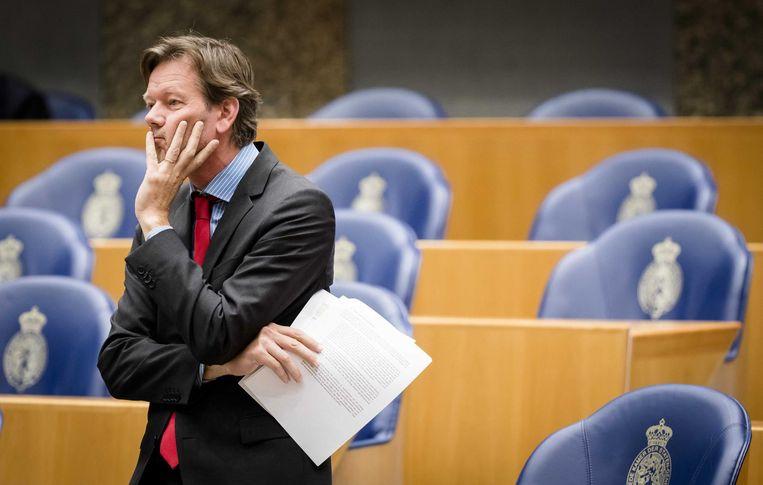 Tweede Kamerlid Joël Voordewind Beeld null