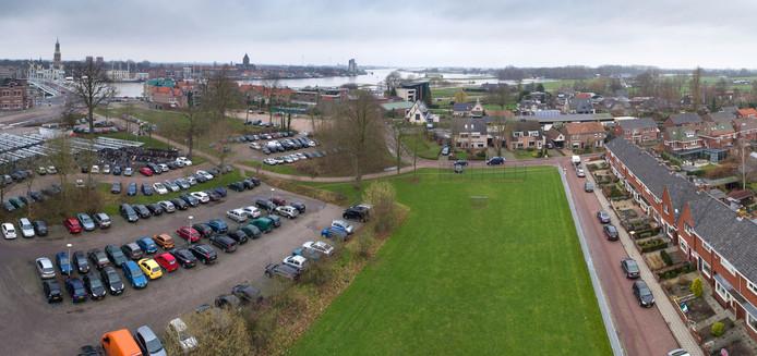 Sportlaan IJsselmuiden niet blij met nieuwe plannen.