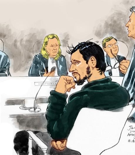 Aanslagpleger CS Jawed S. hoort vonnis