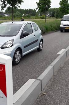 Meer auto's, maar lagere snelheid bij Zuiderdreef in Bergen op Zoom