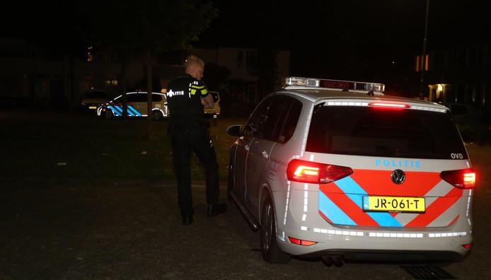 Schoten gehoord aan Trompet in Den Bosch.