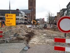 Zoeken naar parkeerplek in Hengelose binnenstad