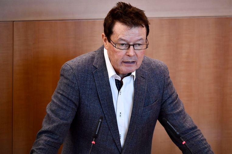 Johan Van den Driessche, lijsttrekker voor N-VA.