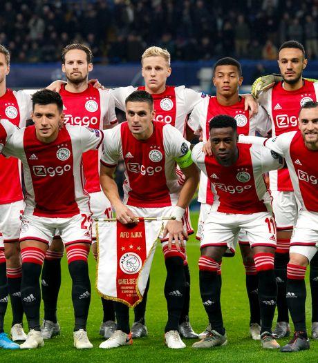 Hoe Ajax in het derde seizoensblok smoel kreeg
