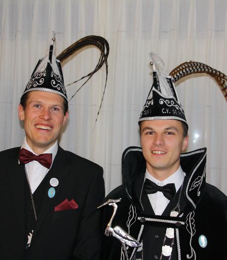 Prins Ronald d'n Urste regeert over de Reigers in Zijtaart