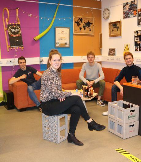 Enschedese studentenhuizen twee weken in de ban van House Games: gekke opdrachten, coronaproof