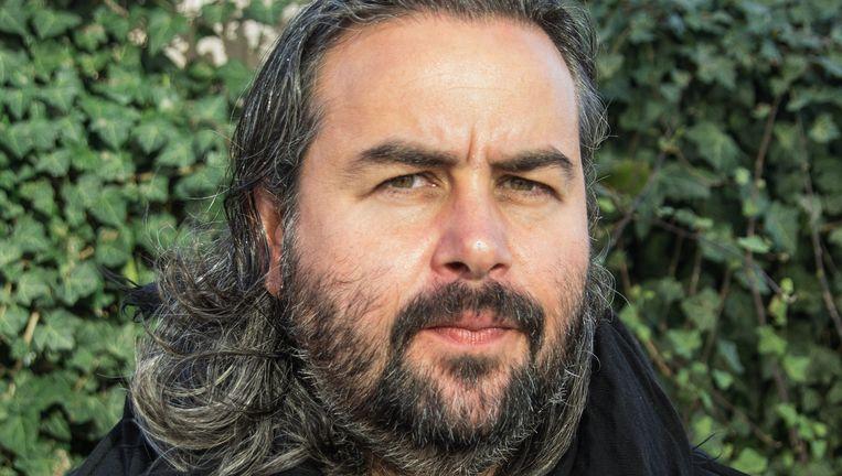 Cameraman Hoyte van Hoytema (43). Beeld Ruben Uvez