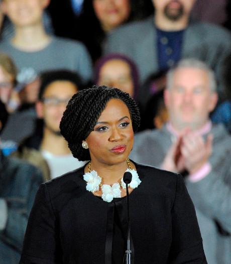 Congreslid dat bekendstaat om haar wordt kaal: 'Vreemde in spiegel'