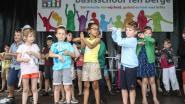 Leerlingen basisschool Ten Berge treden op voor rusthuisbewoners