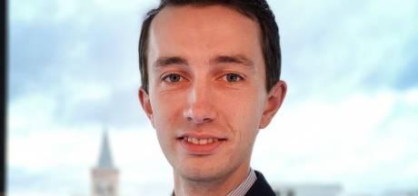 Jan Pieter van der Schans (28) voorgedragen als nieuwe wethouder in Ede