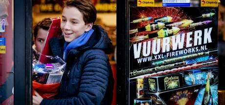 In Brabant slechts één boete uitgedeeld aan vuurwerkverkopers: 'Ze zijn op hun hoede'