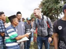 Nick helpt aardbevingslachtoffers op Lombok: 'Twee vrienden zijn dood'