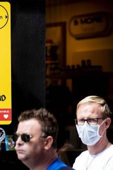 LIVE | Vanaf vandaag mondkapje verplicht op drukke plekken in Amsterdam en Rotterdam