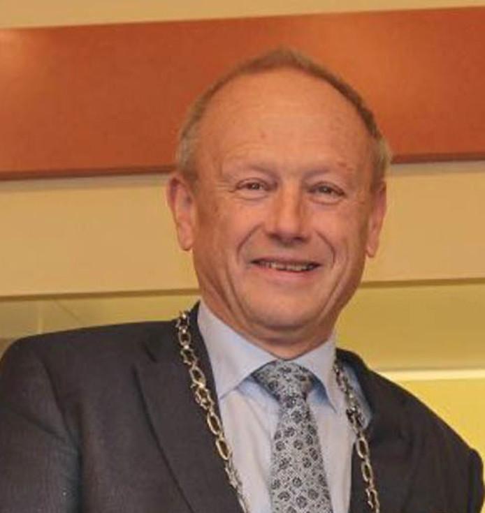 Jan Boelhouwer, burgemeester van Gilze en Rijen en bestuursvoorzitter van ABG.