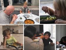Eten weigeren, uitspugen: het gebeurt aan tafel bij de meeste gezinnen