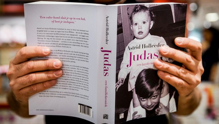 Judas is nog steeds het best verkochte boek Beeld ANP