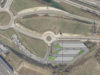 Nieuwe parking moet plaats bieden aan 44 vrachtwagens