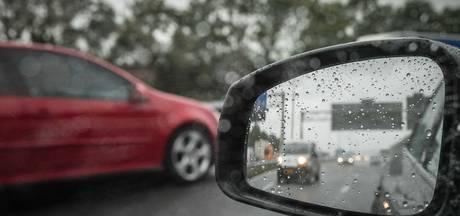 Kilometers file op A12 na ongeval bij Oosterbeek